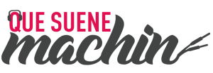 quesuenemachinlogogde